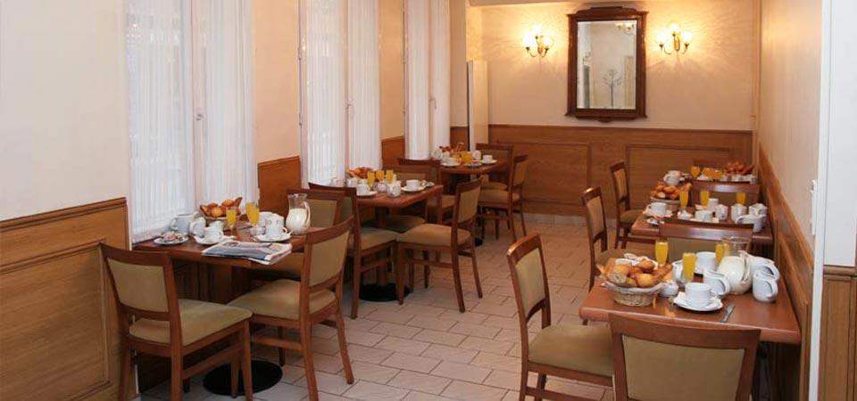 Hotel Liege Paris